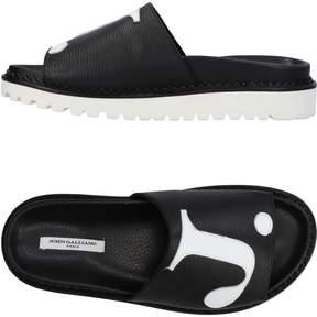 John Galliano Sandals