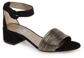 AGL Women's Ankle Strap Sandal