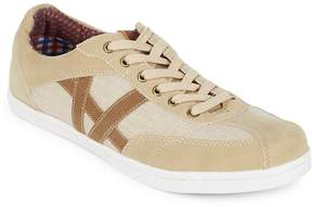 Ben Sherman Men's Knox T-Toe Low Top Sneakers