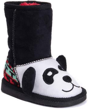 Muk Luks Oreo Kids Winter Boots - Toddler