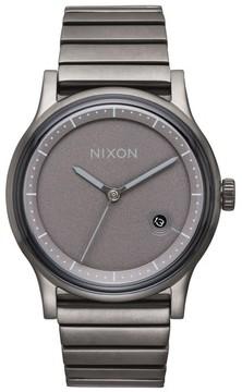 Nixon Men's Station Bracelet Watch, 41Mm