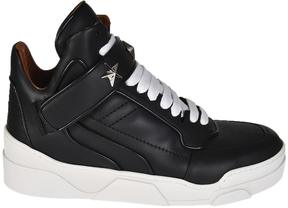 Givenchy Star Embellished Hi-top Sneakers