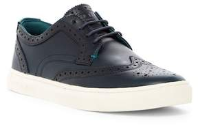 Ted Baker Rachet Wingtip Leather Sneaker
