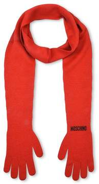 Moschino OFFICIAL STORE Scarf