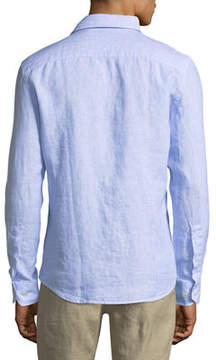 Neiman Marcus Linen Sport Shirt