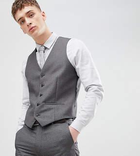 Farah Smart Skinny Houndstooth Vest