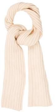 Dolce & Gabbana Rib Knit Scarf