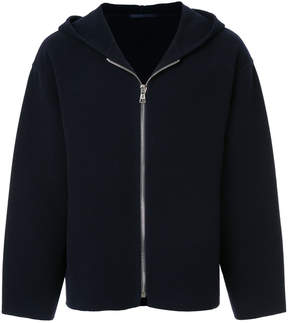 H Beauty&Youth hooded zip jacket