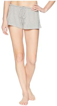 Eberjey Sadie Stripes The Drawstring Shorts Women's Shorts
