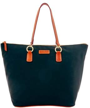 Dooney & Bourke Nylon O Ring Shopper Tote - BLACK - STYLE