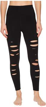 Alo 7/8 Ripped Warrior Women's Casual Pants