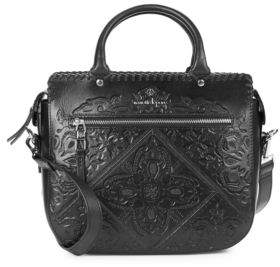 Nanette Lepore Highland Park Leather Satchel
