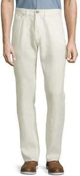 Black & Brown Black Brown Classic Linen Jeans