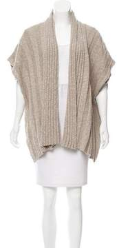 eskandar Oversize Linen-Blend Cardigan