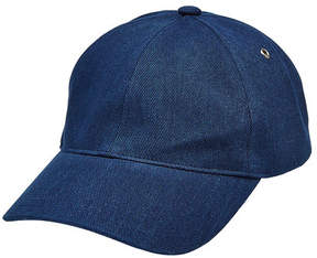 A.P.C. Alex Denim Baseball Cap