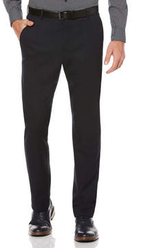 Perry Ellis Solid Textured Suit Pant