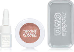 Models Own Colour Chrome Eyeshadow Kit - Only at ULTA