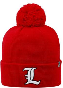 Top of the World Adult Louisville Cardinals Tow Beanie
