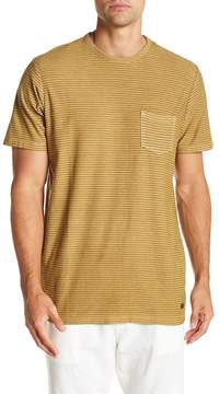 Billabong Short Sleeve Stripe Pocket Tailored Fit Tee
