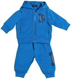 Diesel Cotton Sweatshirt & Jogging Pants