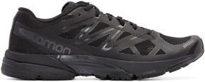 Salomon Black S-Lab Speed Sneakers