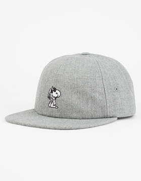 Vans x PEANUTS Jockey Mens Strapback Hat