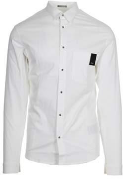 Christian Dior Men's White Cotton Shirt.