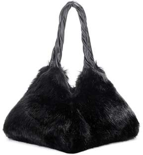 Givenchy Faux-fur shoulder bag