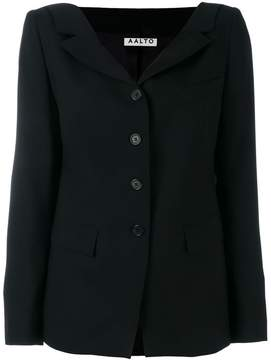 Aalto buttoned jacket