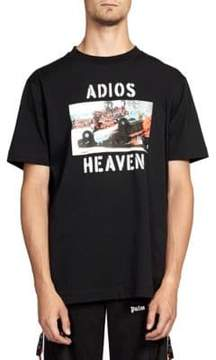 Palm Angels Adios Heaven Tee