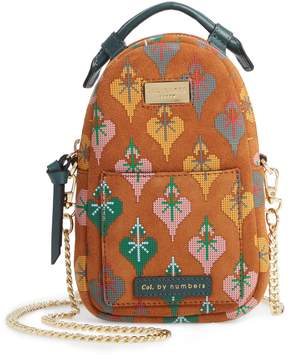 Ted Baker Colour by Numbers - Nave Mini Convertible Backpack