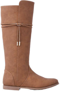 Joe Fresh Kid Girls' Tassel Boots, Tan (Size 5)