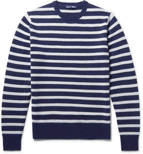 Alex Mill Striped Cashmere Sweater