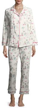 BedHead Sleepover Long-Sleeve Pajama Set