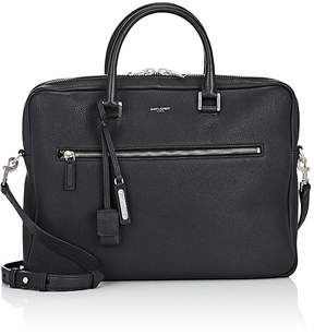Saint Laurent Men's Sac De Jour Small Briefcase