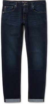Michael Kors Parker Slim-Fit Selvedge Denim Jeans