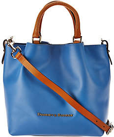 Dooney & Bourke As Is Smooth Leather Small Barlow Satchel