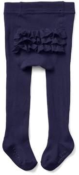 Gap Ruffle sweater tights