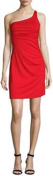 Susana Monaco Women's One-Shoulder Dress Bodycon Dress