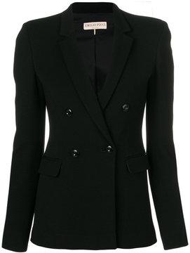 Emilio Pucci double breasted blazer