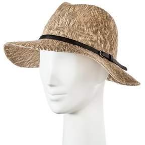 Merona Women's Panama Hat Brown