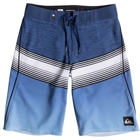 Quiksilver Boy's Division Fade Board Shorts