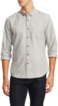 Life After Denim Men's Windom Oxford Sportshirt