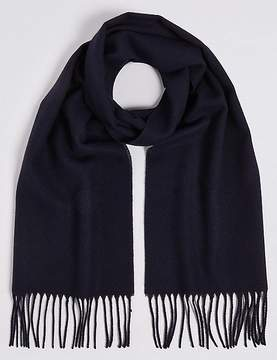 Marks and Spencer Brushed Woven Scarf