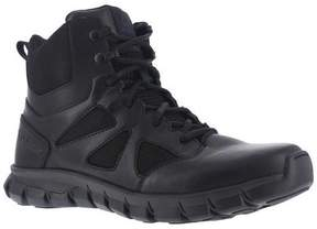 Reebok Work Men's RB8605 Sublite Cushion Tactical 6' Soft Toe Boot