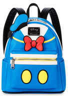 Disney Donald Duck Mini Backpack by Loungefly