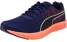 Puma Women's Comet Blue Depths / Black Nrgy Peach Ankle-High Running Shoe - 11M