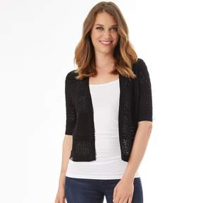 Apt. 9 Women's Pointelle Shrug