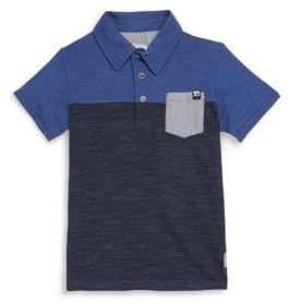 Joe's Jeans Boy's Colorblocked Cotton Polo