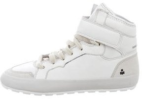 Etoile Isabel Marant Bessy High-Top Sneakers